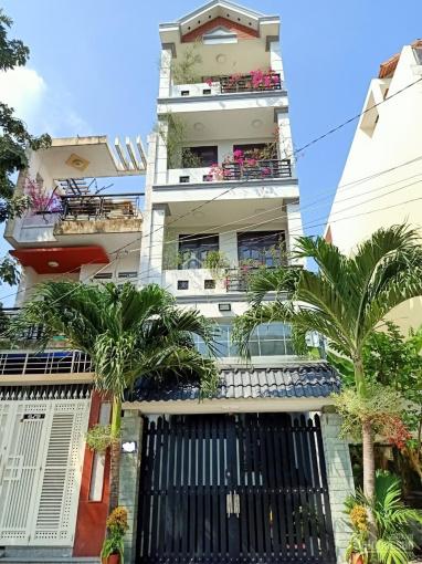 Cần xoay tiền bán gấp căn nhà 3 lầu, DT 4,8 x 22m, đường Phan Văn Trị, P10, giá 9,5 tỷ ảnh 0