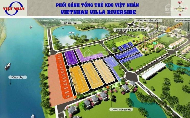 Bán lô đất dự án Villa Riverside đường Nguyễn xiển, Trường Thạnh, TP. Thủ Đức, 51m2 /2,95 tỷ ảnh 0
