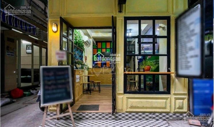 Cho thuê nhà HXH 6m Bùi Viện Q.1, nhà đẹp, khu vực sầm uất nhất, thích hợp KD nhà hàng, cafe, bar ảnh 0
