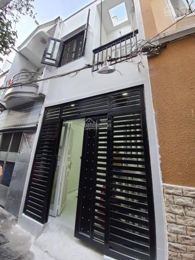 Nhà vị trí kim cương MT HXH Phan Văn Trị, Quận 5. Giá tốt cho đầu tư ảnh 0