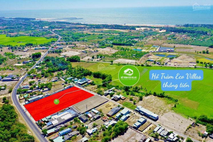 Bán đất sổ hồng riêng mặt tiền đường ven biển Hồ Tràm Eco villas ảnh 0