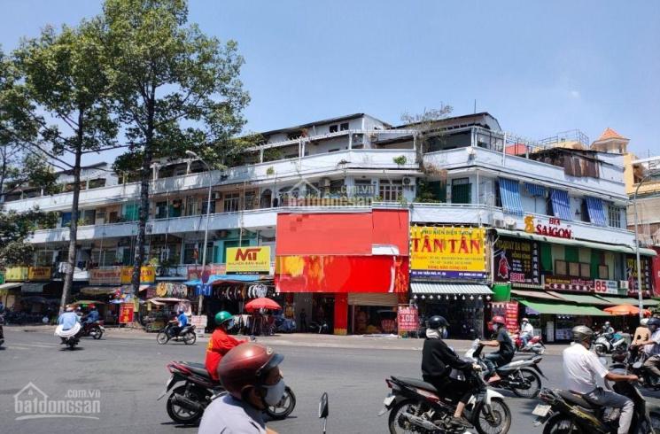 Cho thuê nhà góc 2MT số 348 - 350 đường Trần Phú + NTP, DT: 8x20m, lầu 1: 12x20m ảnh 0