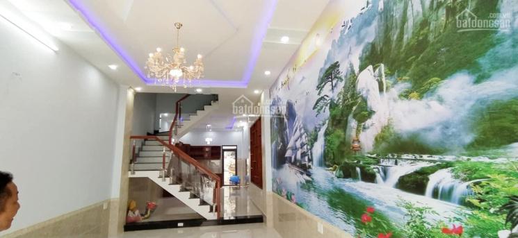 Bán nhà hẻm 8m, Tân Hương, Tân Phú, 67 m2, 3 tầng, 5.25 tỷ ảnh 0