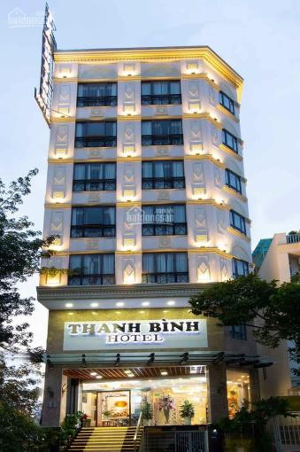 Cần bán gấp khách sạn MT Trần Trọng Cung Q7, đang cho thuê 2,76 tỷ/năm DT 10x24m, XD hầm 8 lầu, SHR ảnh 0