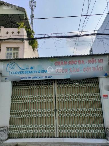 CC gửi bán nhà HXT 10m đường Phạm Văn Bạch, P12, GV, 6,5x22m NH 8m, 1 lầu, giá 9,3 tỷ TL 0777696983 ảnh 0