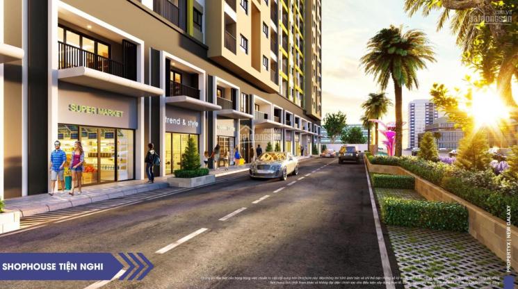 Shophouse dự án New Galaxy làng đại học quốc gia TP.HCM, giá chỉ 58 triệu/m2. Hotline: 0967 839 822 ảnh 0