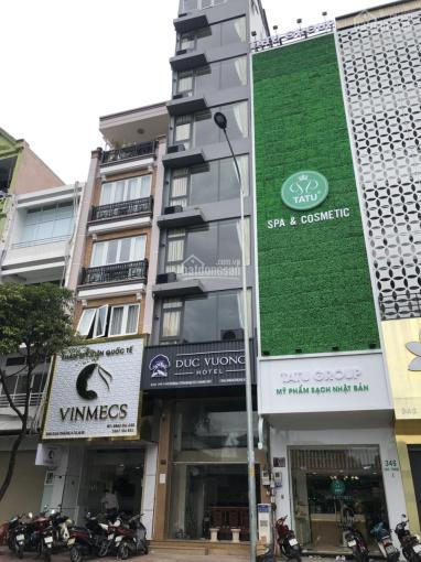 Cần bán nhà mặt tiền đường Lê Hồng Phong, P4, Quận 5. DT 5.2x20m, HĐT 80tr/th, giá 34.5 tỷ TL ảnh 0