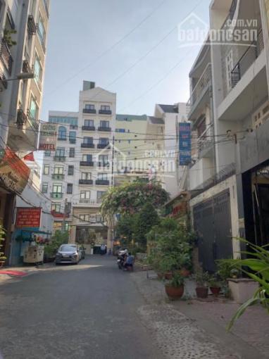Cho thuê nhà góc 2 mặt tiền Trần Thiện Chánh, p12, quận 10. 14x22m, hầm 3 lầu, giá 150tr/th ảnh 0