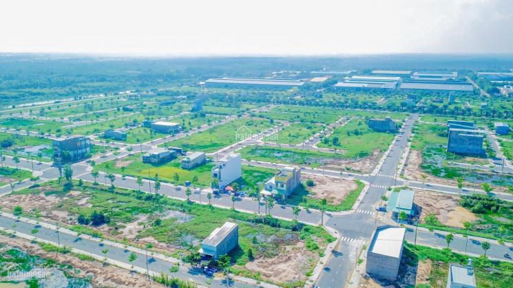 Đất KDC Daresco Residence (Đức Hòa III Resco) 1,6 tỷ/nền ảnh 0