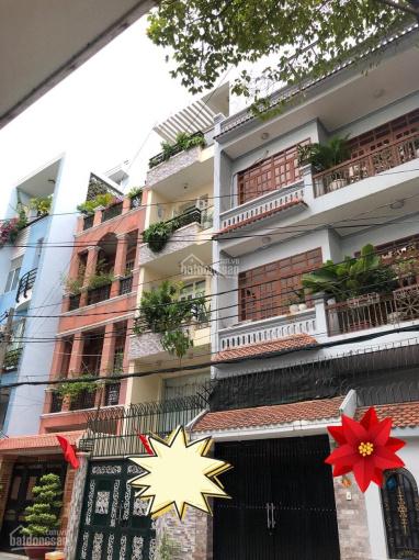 Bán nhà hẻm 6m đường Lê Văn Huân, P. 13, Tân Bình, DT 4.2x16m, trệt 3 lầu. Giá 9.4 tỷ ảnh 0