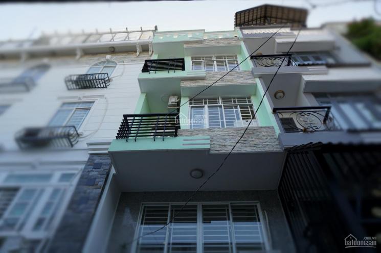 Bán Nhà HXH 4 Lầu diện tích 4x14m, SHR, 60/16A Lâm Văn Bền, Tân Kiểng, Quận 7 giá chỉ 8,3 tỷ ảnh 0