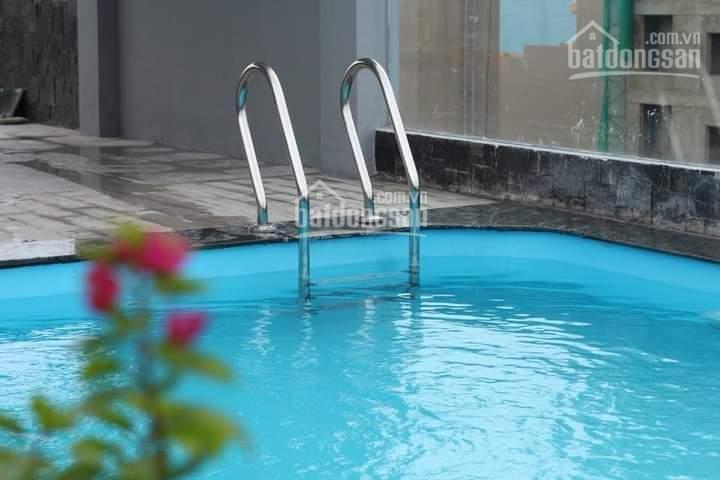 Cho thuê tòa căn hộ 8PN khu Dương Đình Nghệ có hồ bơi ảnh 0