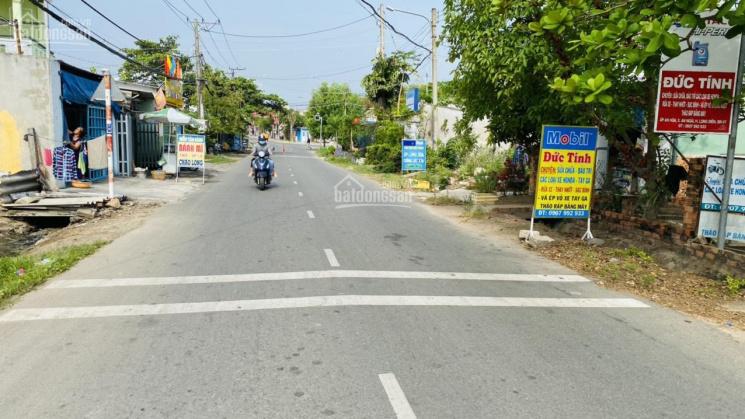 Bán đất hai mặt tiền KD gần chợ An Ngãi, huyện Long Điền, 120m2 giá 1 tỷ 3 ảnh 0