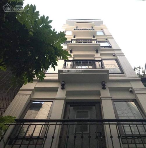 Trung tâm Đống Đa- Bán nhà riêng mặt hồ Linh Quang Văn Chương có vỉa hè 60m2x7 tầng thang máy 21 tỷ ảnh 0