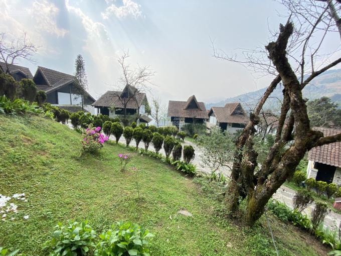 Khu biệt thự làng Pháp nằm giữa đồi núi Bảo Lộc ảnh 0