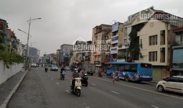 Bán nhà mặt phố Nghi Tàm, Tây Hồ, Hà Nội phố mới hạ đê cực đẹp thuận lợi KD. Diện tích 526m2 ảnh 0
