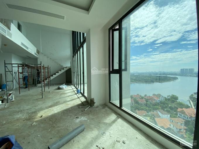 Bán gấp Duplex D'Edge Thảo Điền - View sông - Hàng hiếm có ảnh 0