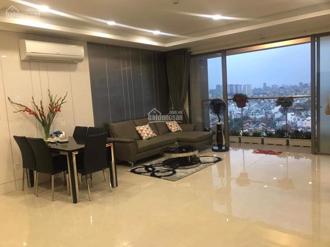 Chính chủ bán căn hộ 3 phòng full nội thất 100m2 view sông giá 3,850 tỷ, liên hệ 0925234567 ảnh 0