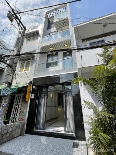 Bán nhà HXH Dương Đình Nghệ, P8, Q11 (3,5x13m) 3 tấm. Nhà mới 100% giá 7,3 tỷ ảnh 0