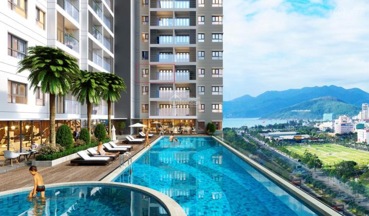 Chính chủ cần bán căn hộ cao cấp Grand Center Quy Nhơn tầng 8 view hồ bơi và Bầu Sen. LH 0901660089 ảnh 0
