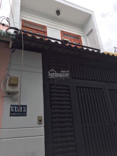 Nhà mới 1 lầu 4.6x16m Thoại Ngọc Hầu, Tân Phú. Hẻm 3.5m ảnh 0