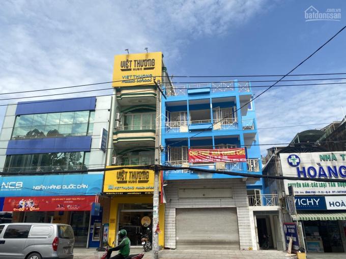 Cho thuê nhà nguyên căn 1 trệt 2 lầu 8x20 mặt tiền đường Bình Phú, Quận 6. Liên hệ: 0938948094 ảnh 0
