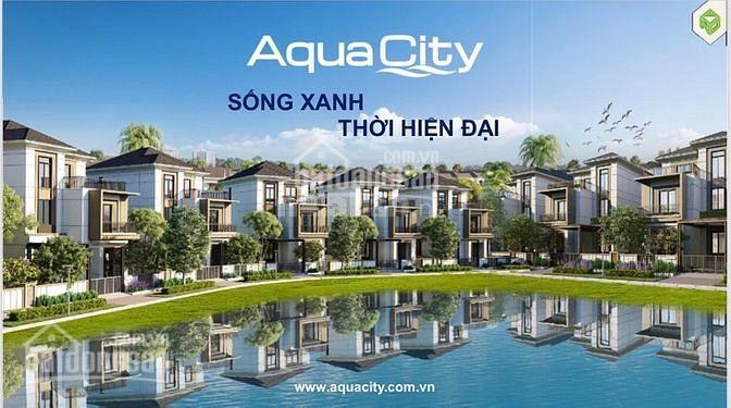 Mới nhất rổ hàng CN Aqua City, 8x20m giá 6.8 tỷ, 10x20m giá 9.4 tỷ, shophouse giá 8 tỷ ảnh 0