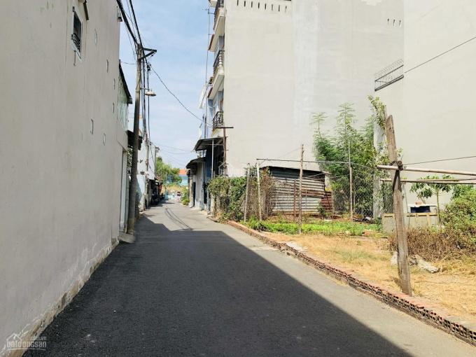 Bán đất 1 sẹc đường 154, phường Tân Phú, Quận 9, DT: 111,2m2, ngang 9m ảnh 0