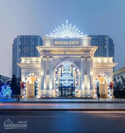 Chủ bán shophouse chân đế chung cư R2 Royal City, Thanh Xuân 60m2 giá 5,4 tỷ. LH 0902464688 ảnh 0