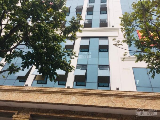 Cho thuê cả tòa nhà Lê Văn Lương 280m2 x 7 tầng 1 hầm. 230tr/tháng ảnh 0