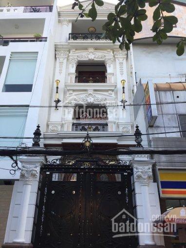 Bán nhà mặt tiền Cư Xá Nguyễn Trung Trực, đường 3 Tháng 2, Quận 10. DT: 5x16.5m, giá: 17,5 tỷ ảnh 0