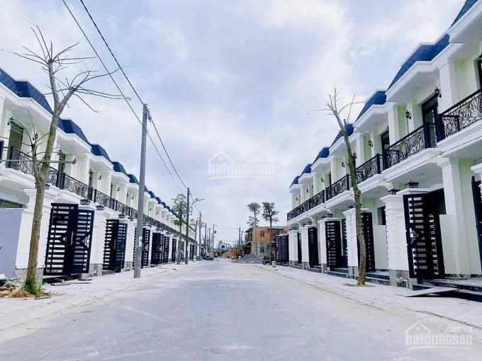 Nhà phố kiến trúc Bắc Âu, 1 trệt 1 lầu, ngay Bình Chánh LH 0799713094 Anh Duy ảnh 0