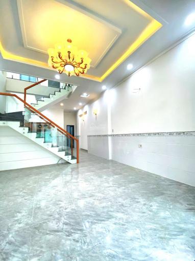 Bán căn nhà 1 trệt 1 lầu 150m2, sổ riêng thổ cư 100% gần trường chính trị & chợ, hỗ trợ vay vốn 70% ảnh 0