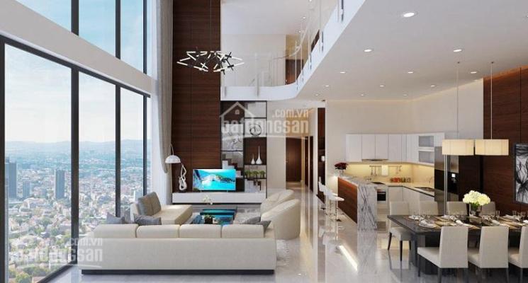 Penthouse thông tầng 400m2 giá 21 tỷ, trung tâm quận đống Đa chung cư D' Le pont D'or trực tiếp CĐT ảnh 0