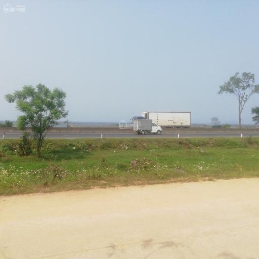 Đất MT QL1A, giá rẻ, sát Lăng Cô. View biển đẹp, dễ kinh doanh, cơ sở hạ tầng hoàn thiện có sổ đỏ ảnh 0