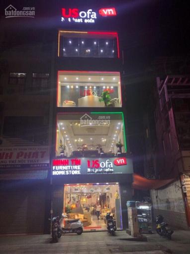 Bán nhà mặt tiền Nguyễn Trãi khu phố thời trang bậc nhất, Phường 5, Q. 5. DT 4,5x20m ảnh 0