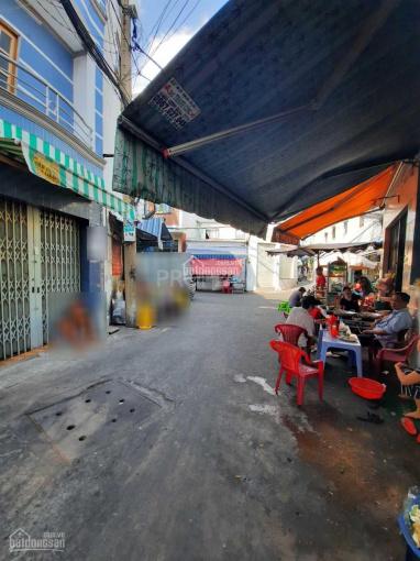 Nhà bán hẻm xe tải Phạm Văn Chí, P4, Q6 - 2.38 x 5.45m - đúc 2 lầu ảnh 0