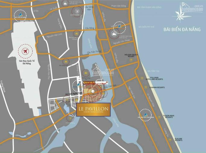 Cơ hội trở thành chủ nhân Shophouse cao cấp Regal Le Pavillon quỹ đất vàng trung tâm TP Đà Nẵng ảnh 0