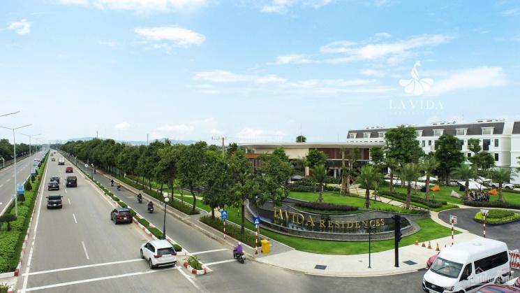 Suất nội bộ nhà phố, BT, shop La Vida đường 3/2, TP Vũng Tàu, chỉ 5,4 tỷ/căn. LH CĐT 0906147797 ảnh 0