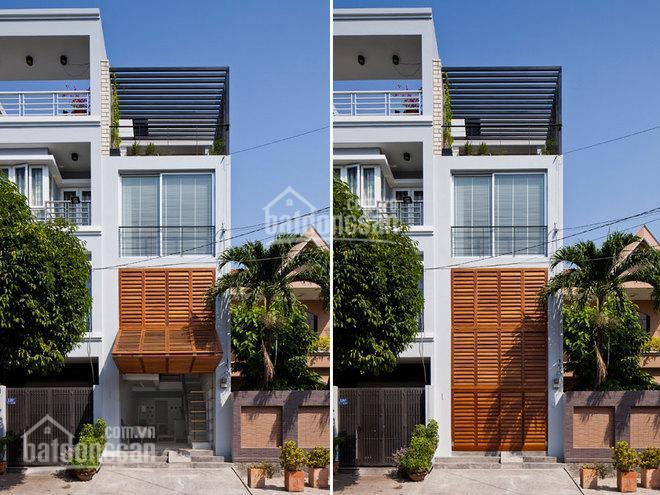 Nhà hẻm Dương Đình Nghệ xe hơi lưu thông, nhà mới, Q11 (3.5x 13m) 4 lầu 7.3 tỷ ảnh 0