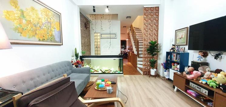 Nhà Kim Giang 60m2*5T ngõ 6m ô tô tránh, gara tầng 1, vị trí KD đẹp, đa dạng hình thức giá 100tr/m2 ảnh 0