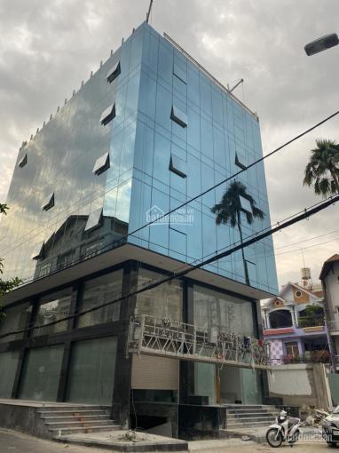 Bán toà nhà góc 2 mặt tiền Nguyễn Huy Tưởng Bình Thạnh. 12x20m DTSD 2000m2, hầm 8 tầng chỉ 85 tỷ ảnh 0