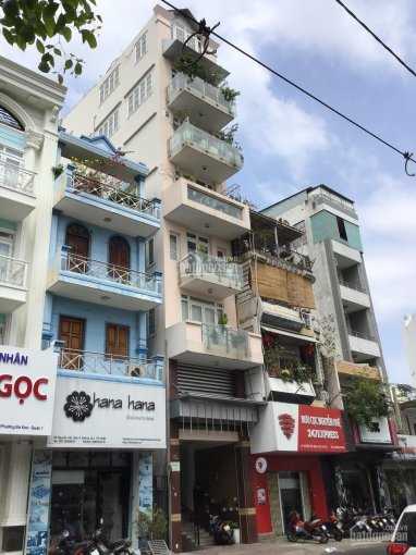 Bán gấp nhà 2 mặt tiền đường Nguyễn Văn Giai đoạn Đinh Tiên Hoàng Q. 1, kết cấu 7 lầu, giá 30 tỷ ảnh 0