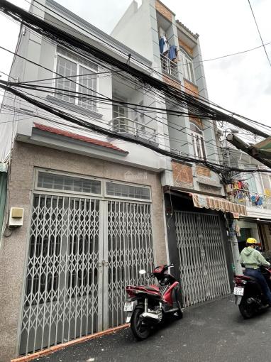 Bán nhà mới đẹp 1 lầu hẻm xe hơi 6m 231 Bình Tiên Q. 6 ảnh 0