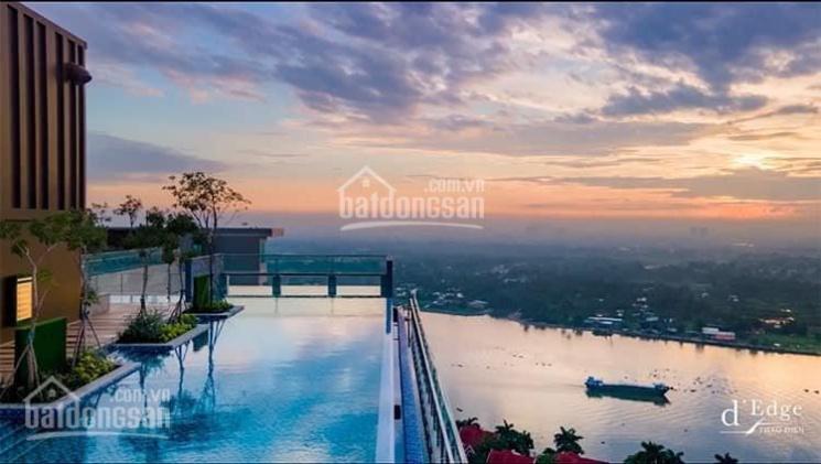 D'Edge Thảo Điền: Căn 4 bedr duy nhất, tầng trung, view sông SG, thang máy riêng. Giá chốt 21 tỷ ảnh 0