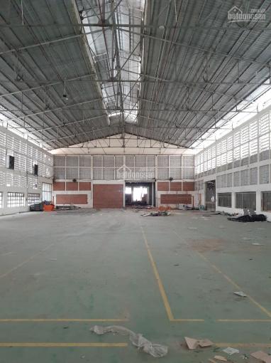 Cho thuê kho xưởng đường Hoà Bình - diện tích: 500m2, 1000m2, 1500m2, 2000m2 từ: 80 - 100nghìn/m2 ảnh 0