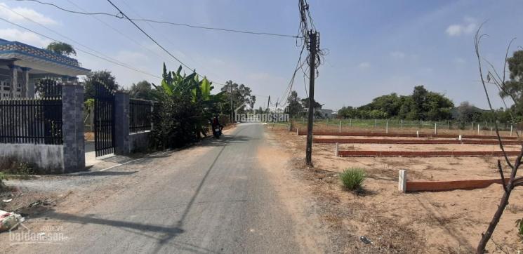 Bán lô đất ngay QL 50 MT đường Lương Văn Bào Cần Giuộc Long An, 1tỷ350tr/127m2. SHR, 0943 925 770 ảnh 0