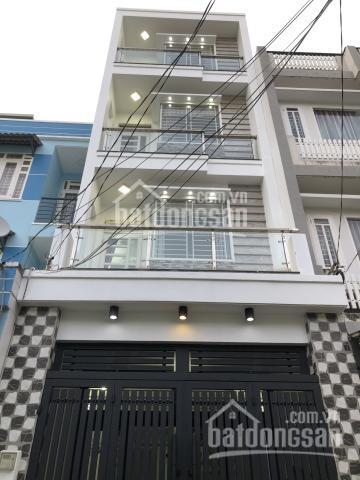Siêu phẩm nhà mặt tiền Trần Bình Trọng, P5, Q Bình Thạnh DT 4.2x21m KC: 5 tầng giá bán: 15.5tỷ ảnh 0