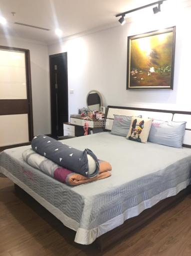 Bán căn hộ Aqua Central 44 Yên Phụ - 120m2 nội thất cực đẹp, hình ảnh thực tế ảnh 0