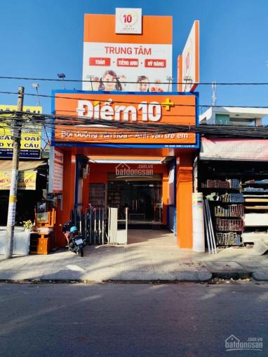 Cho thuê nhà nguyên căn mặt tiền kinh doanh đường Quang Trung, 5x39m ảnh 0